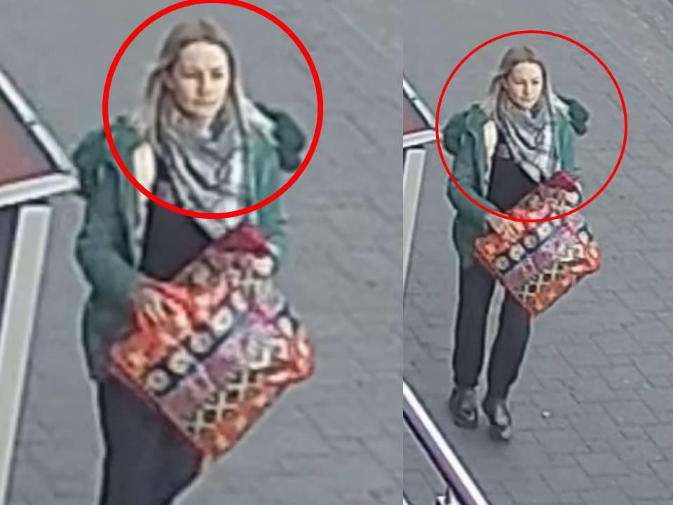 Полиция Кишинёва просит помощи граждан в розыске женщины