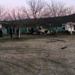В Хынчештах перевернулась машина: пассажирка скончалась