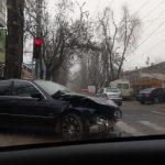 ДТП в центре столицы: пострадавшая женщина-пешеход находится в коме