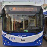 В столице возобновили троллейбусный маршрут №16 (ФОТО)