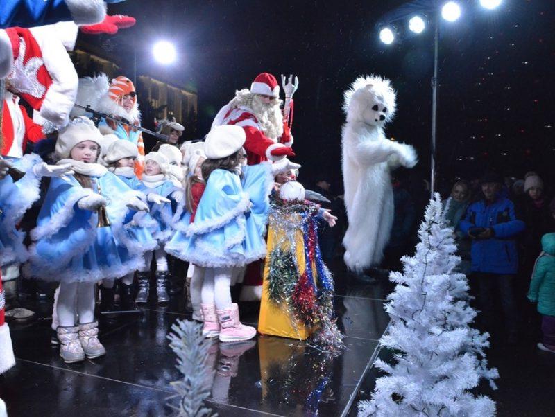 На Рождество на ПВНС пройдет спектакль
