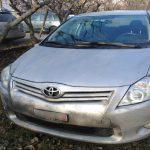 Молдаванин пытался пересечь границу соседней страны на краденом авто
