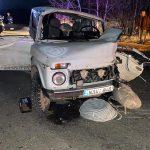 Страшная авария на трассе Кишинев - Новые Анены: один человек погиб