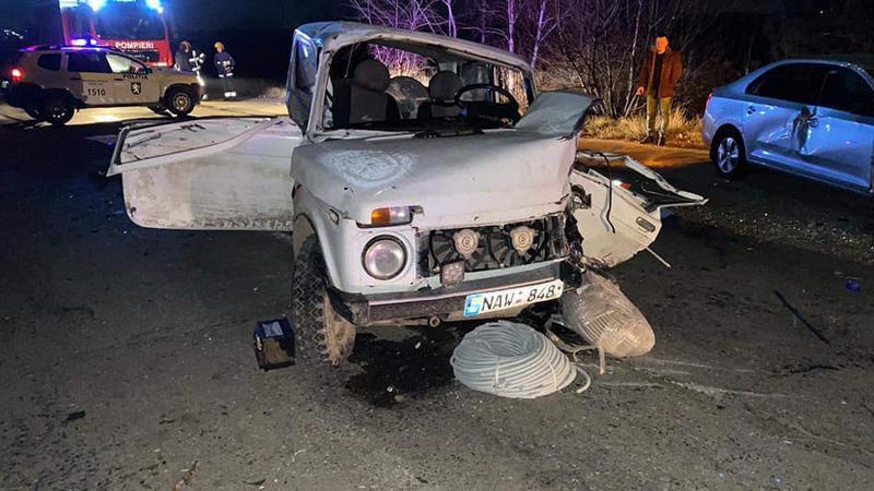 Страшная авария на трассе Кишинев – Новые Анены: один человек погиб