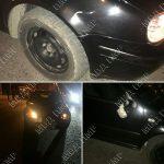 ДТП на Рождество: автомобиль сбил пьяного пешехода