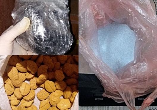 В Кагуле с поличным пойман наркоторговец: изъяты наркотики на 250 000 леев (ФОТО)