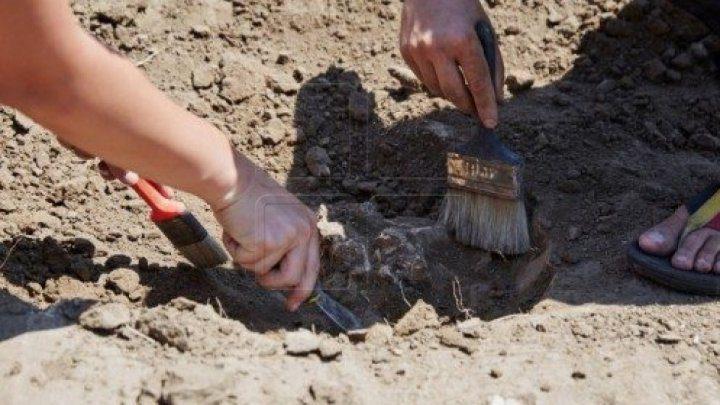 В Кантемире археологи нашли древнее захоронение (ФОТО)