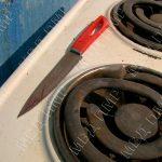 Женщина убила своего возлюбленного ударом кухонного ножа в пах