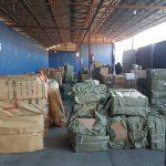 Скрыть товар не удалось: на границе пресекли контрабанду на более чем 4 млн леев (ФОТО, ВИДЕО)