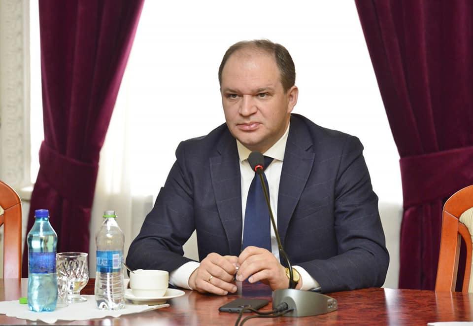 Ион Чебан встретился с представителями Европейского инвестиционного банка (ФОТО)