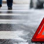 На Чеканах школьник попал под колёса автомобиля, перебегая дорогу на красный свет