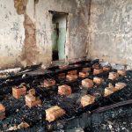 Из-за неосторожного обращения с огнём вспыхнул пожар на заводе в Тирасполе (ФОТО)