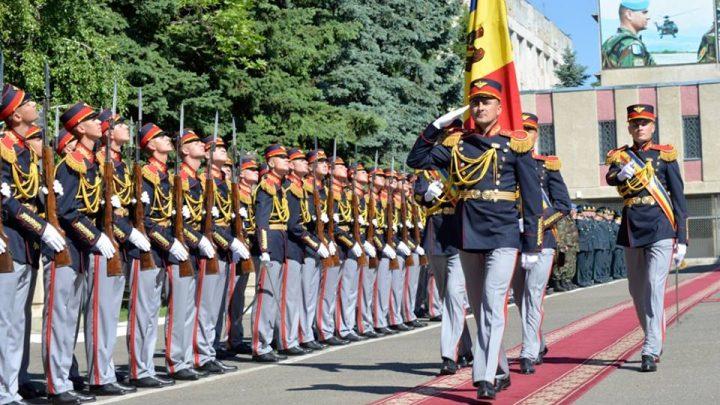 Служу Молдове!