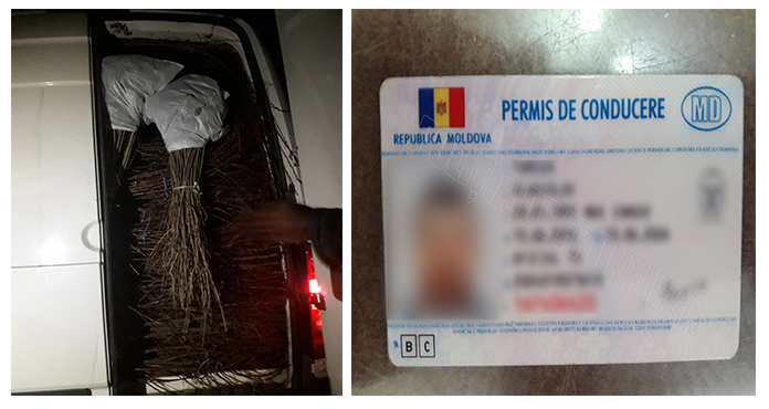 Поддельный документ и незаконный груз: двоих нарушителей задержали на границе (ФОТО)