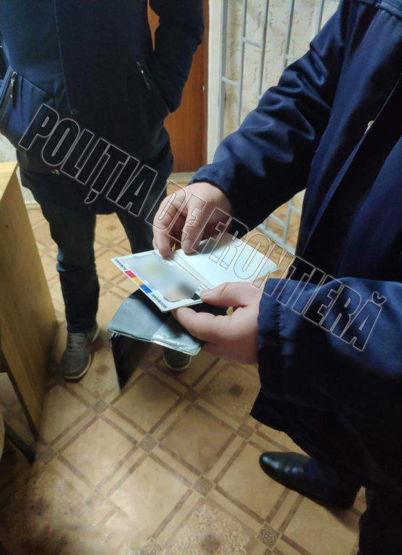 Пойман на границе: молдаванин пытался попасть в Германию по фальшивому паспорту
