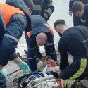 Провалившийся под лёд на столичном озере ребёнок остаётся в реанимации