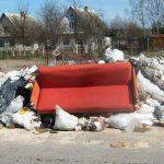 Жителей столицы обяжут отсортировывать крупногабаритные отходы