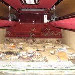 Молдаванин пытался незаконно провезти через Беларусь почти полтонны орехов и сухофруктов (ФОТО, ВИДЕО)