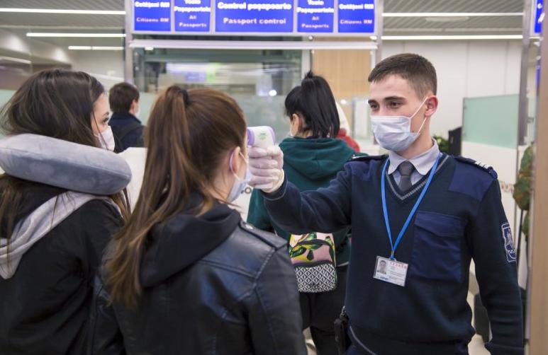 Пограничники рассказали о предпринимаемых на КПП мерах для недопущения распространения коронавируса