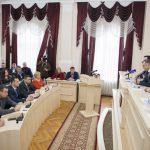 Премьер Кику провёл рабочую встречу в Фалештском районе (ФОТО)
