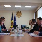 Вице-премьер Александр Фленкя встретился с представителями Совета Европы