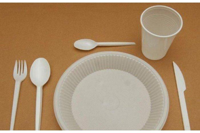 Утверждено: за продажу пластиковых пакетов и посуды будут штрафовать