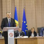 Ион Кику принял участие в заседании коллегии МВД