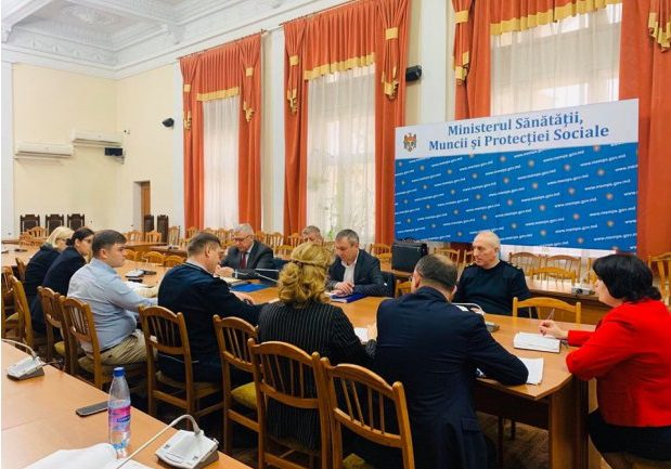 Власти Молдовы: За последние сутки в страну не въезжали граждане с симптомами коронавируса
