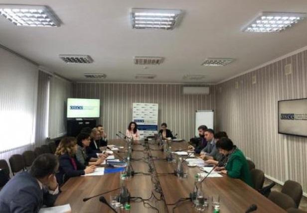 В Тирасполе прошло заседание рабочих групп по вопросам образования