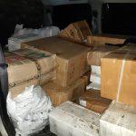 В обход закона: партию контрабанды на 2 млн леев изъяли таможенники (ФОТО, ВИДЕО)