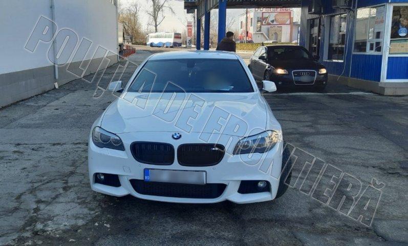 Автомобиль, находившийся в розыске Интерпола, нашли на молдавской границе