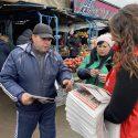 Самая активная партия в стране: ПСРМ провела очередной день информирования граждан (ФОТО)