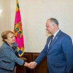 На юге Молдовы развивают парк ветрогенераторов: президент провел встречу с консультантом фирмы (ФОТО, ВИДЕО)