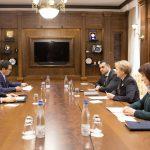 Гречаный обсудила актуальные вопросы с послом Китая. В их числе - ситуация с коронавирусом