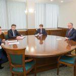 Додон: Молдова заинтересована в эффективном сотрудничестве с международными финансовыми институтами для устойчивого развития национальной экономики (ФОТО, ВИДЕО)