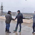 Ион Чебан: Проект по укреплению дамбы на полигоне в Цынцэрень разработан