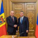 """Додон поздравил Володина: """"Убежден, молдавско-российские партнерские связи будут крепнуть и углубляться!"""""""