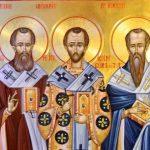 Президент поздравил граждан с Собором трёх святителей