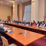 Ион Чебан обсудил с министром образования решения проблем в сфере образования (ФОТО)