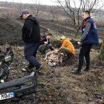 В результате ДТП в Дубоссарах автомобиль перевернулся на крышу: есть пострадавшие (ФОТО)