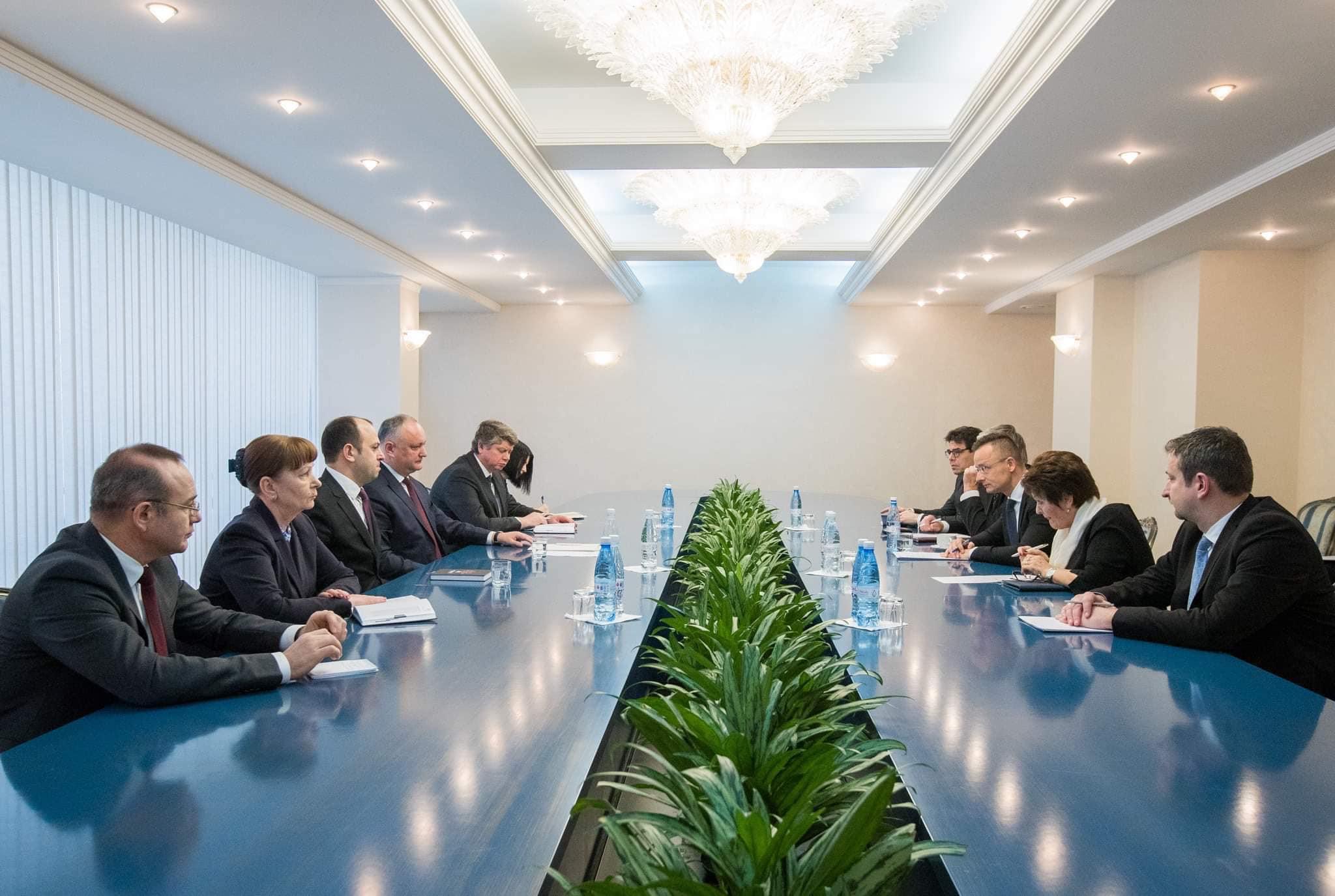 В марте Молдову посетит премьер Венгрии Виктор Орбан. В ходе визита будет подписано Соглашение о стратегическом сотрудничестве (ФОТО, ВИДЕО)