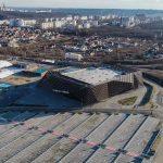 Спорткомплекс «Кишинёв-Арена» откроется 1 мая (ФОТО, ВИДЕО)