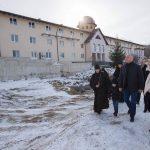 Семья президента посетила Женский монастырь и Храм Рождества Христова в селе Вэрзэрешть (ФОТО)