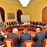 Примары пригородов представили генпримару проекты для развития своих населенных пунктов