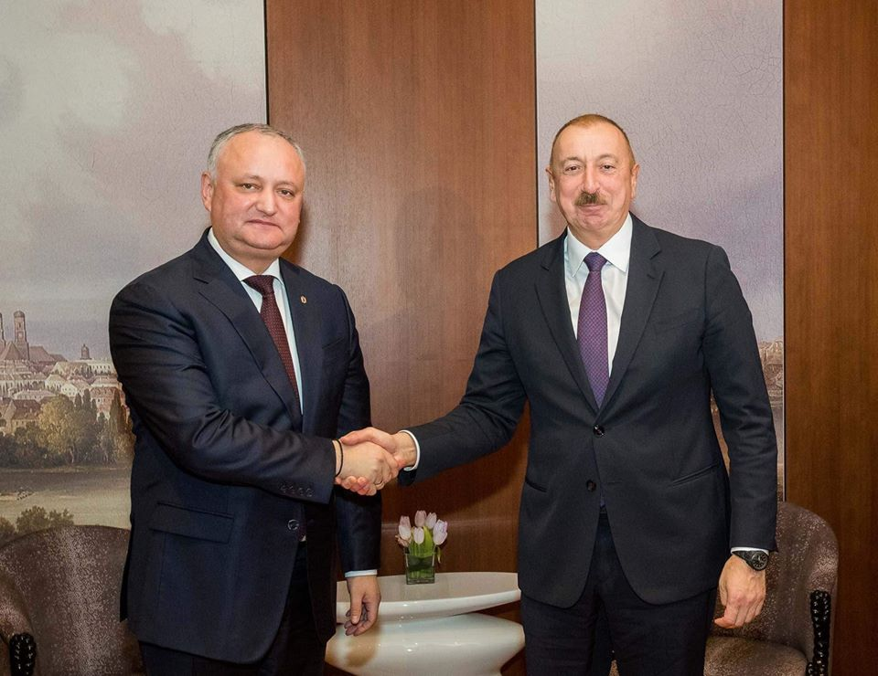 Президент Азербайджана совершит официальный визит в Молдову (ФОТО)