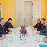 Президент рассказал о проводимой Молдовой внешней политике депутатам Бундестага (ФОТО, ВИДЕО)
