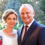 Игорь Додон трогательно поздравил супругу с днём рождения (ФОТО)