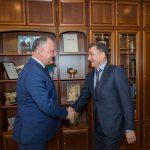 Президент и посол Азербайджана обсудили важные вопросы сотрудничества (ФОТО, ВИДЕО)