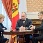 Заседание президент - премьер - спикер: о чем шла речь (ФОТО, ВИДЕО)