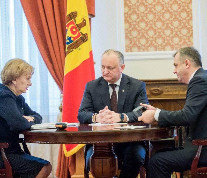 Заседание президент – премьер – спикер: о чем шла речь (ФОТО, ВИДЕО)